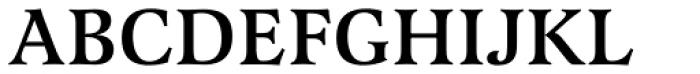 Latienne EF Medium SC Font UPPERCASE