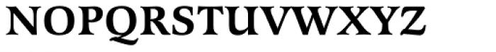 Latienne EF Medium SC Font LOWERCASE