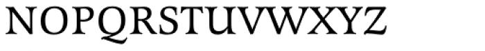 Latienne EF Roman SC Font LOWERCASE