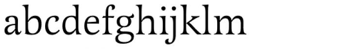 Latienne EF Roman Font LOWERCASE