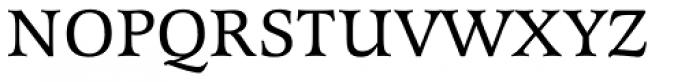 Latienne URW DC D Font LOWERCASE