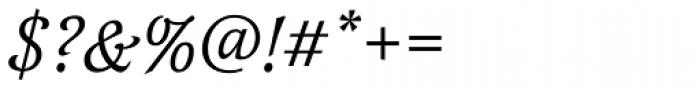 Latienne URW Italic Swash Alt Font OTHER CHARS