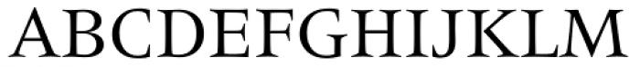 Latin 725 Roman Font UPPERCASE