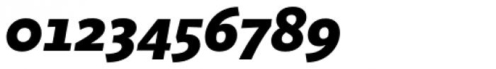 Latina Black Italic Font OTHER CHARS