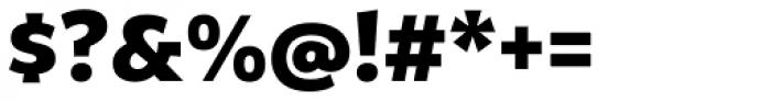 Latina Black Font OTHER CHARS