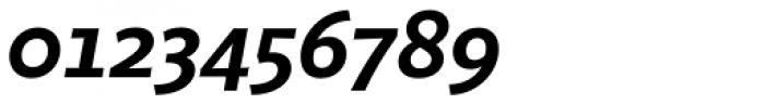 Latina Bold Italic Font OTHER CHARS
