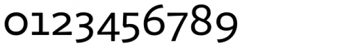 Latina Regular Font OTHER CHARS