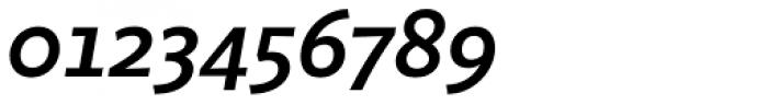 Latina Semi Bold Italic Font OTHER CHARS