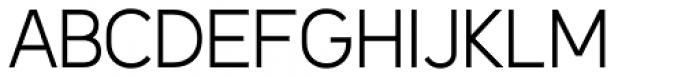 Latinka Light Font UPPERCASE