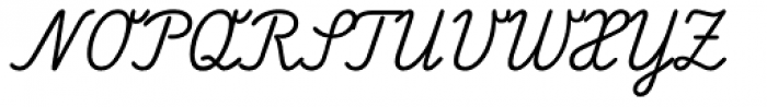 Latinum SB Regular Font UPPERCASE