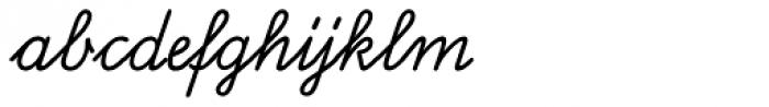 Latinum SB Regular Font LOWERCASE