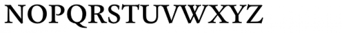Laurentian SC Font LOWERCASE