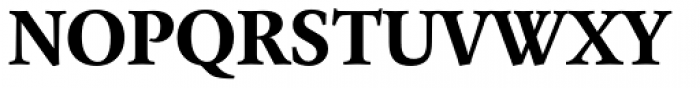 Laurentian Std Bold Font UPPERCASE