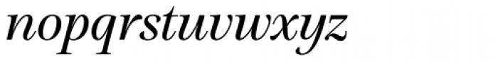 Lavigne Display Italic Font LOWERCASE