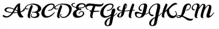Lavinia Font UPPERCASE