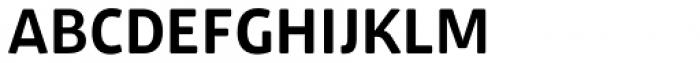 Lawabo Medium Font UPPERCASE