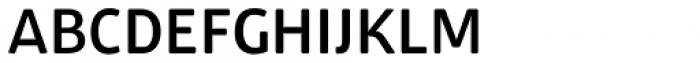 Lawabo Regular Font UPPERCASE