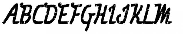 Lawson Vintage Font UPPERCASE