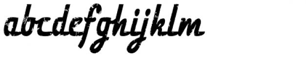 Lawson Vintage Font LOWERCASE