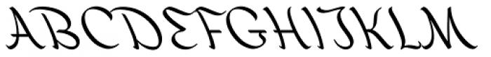 Layar Bahtera Font UPPERCASE