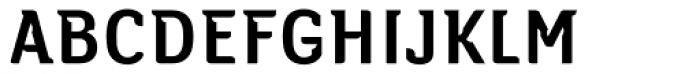 LayarBahtera Kiamat Bold Font UPPERCASE