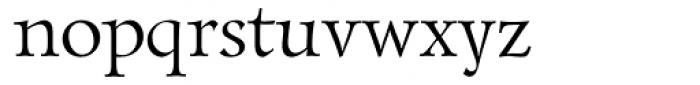 Lazurski Font LOWERCASE