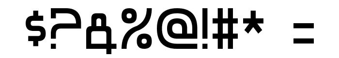 LBC Cool Font OTHER CHARS
