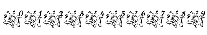 LCR Joyful Noise Font OTHER CHARS