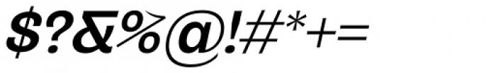 LC Merkén Bold Italic Font OTHER CHARS