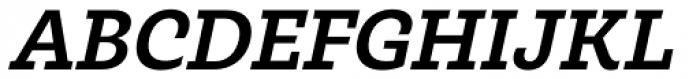 LC Merkén Bold Italic Font UPPERCASE