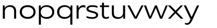 LCT Picon Extended Regular Font LOWERCASE
