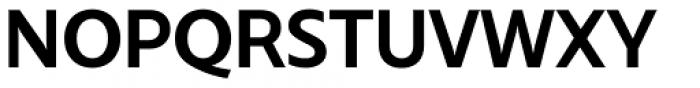 LCT Picon Semi bold Font UPPERCASE