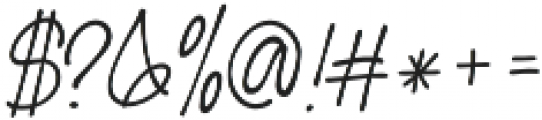 LD-Casablanca-calligraphy otf (300) Font OTHER CHARS
