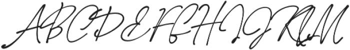 LD-Casablanca-calligraphy otf (300) Font UPPERCASE