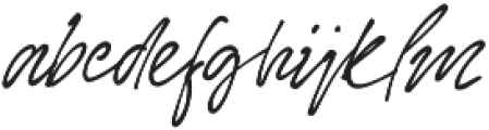 LD-Casablanca-calligraphy otf (300) Font LOWERCASE