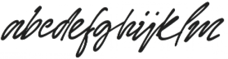 LD-Casablanca-calligraphy otf (400) Font LOWERCASE