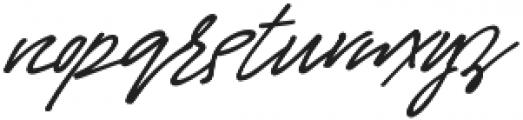 LD-Casablanca-calligraphy otf (900) Font LOWERCASE