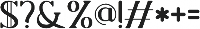 LD-Charmini Light otf (300) Font OTHER CHARS