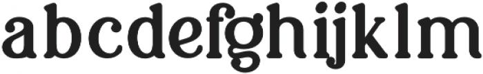 LD-Charmini Semi Bold otf (600) Font LOWERCASE