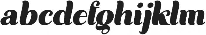 LD-Gabrielle otf (400) Font LOWERCASE