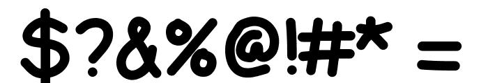 LDFComicSansBold Font OTHER CHARS