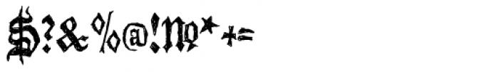LD Count Fontula Font OTHER CHARS