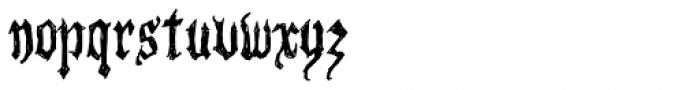 LD Count Fontula Font LOWERCASE
