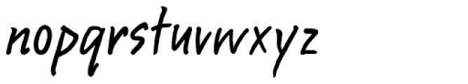 LD Grandpa Font LOWERCASE