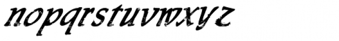 LD Puck Font LOWERCASE