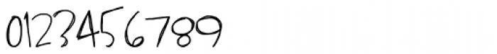 LDJ Jillegible Font OTHER CHARS