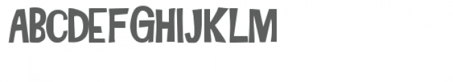LD Mischievous Font UPPERCASE