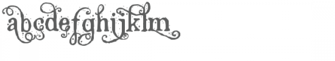 ld adornment twinkle Font UPPERCASE