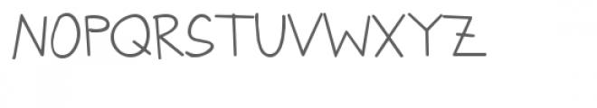 ld fundamental Font UPPERCASE