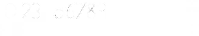 ld trainer vertical outline Font OTHER CHARS